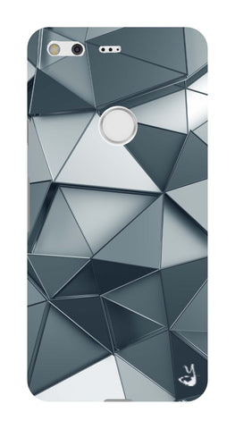 Silver Crystal Edition for Google Pixel
