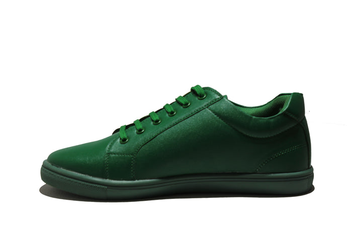 Green Sneakers Shoes