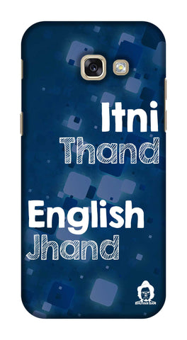 English Vinglish Edition for Samsung Galaxy A5(2017)