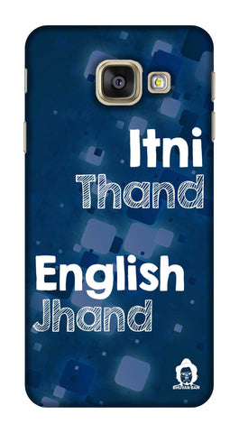 English Vinglish Edition for Samsung Galaxy A7(2017)