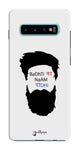 The Beard Edition WHITE for Samsung Galaxy S10 Plus