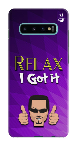 Sameer's Relax Edition for Samsung Galaxy S10 Plus