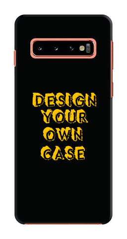 Design Your Own Case for Samsung Galaxy S10