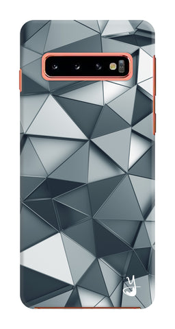 Silver Crystal Edition for Samsung Galaxy S10