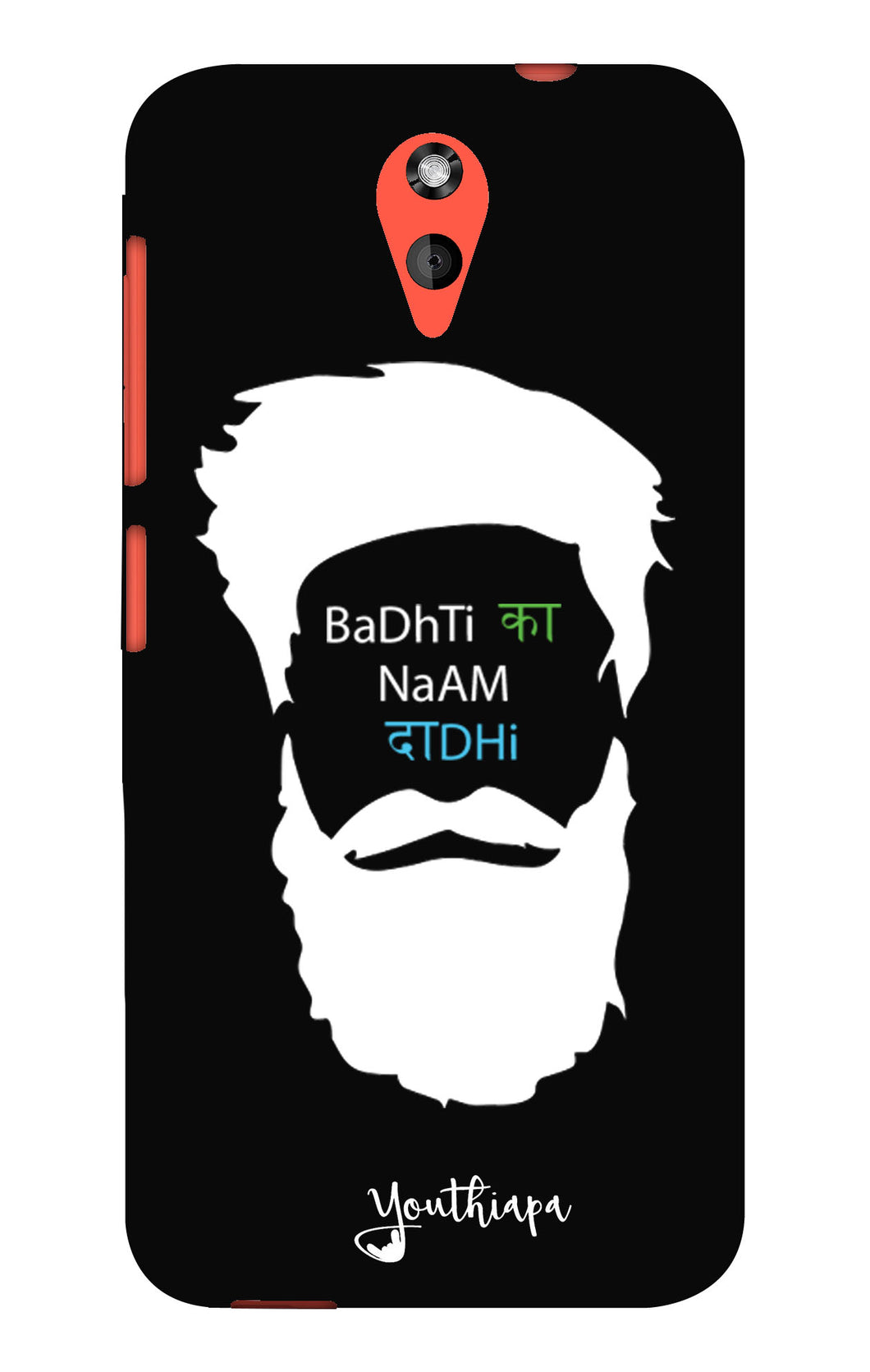 The Beard Edition for  HTC DESIRE 620