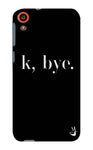 K BYE black for Htc Desire 820