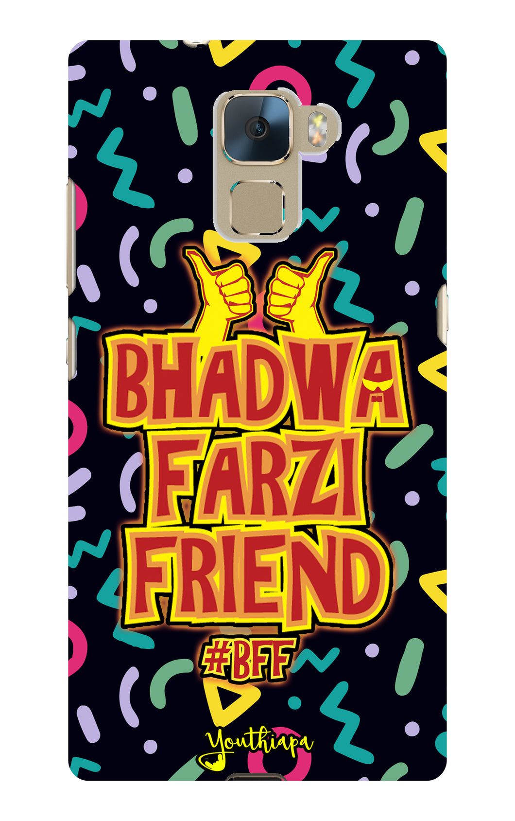 BFF Edition for Huawei Honor 7