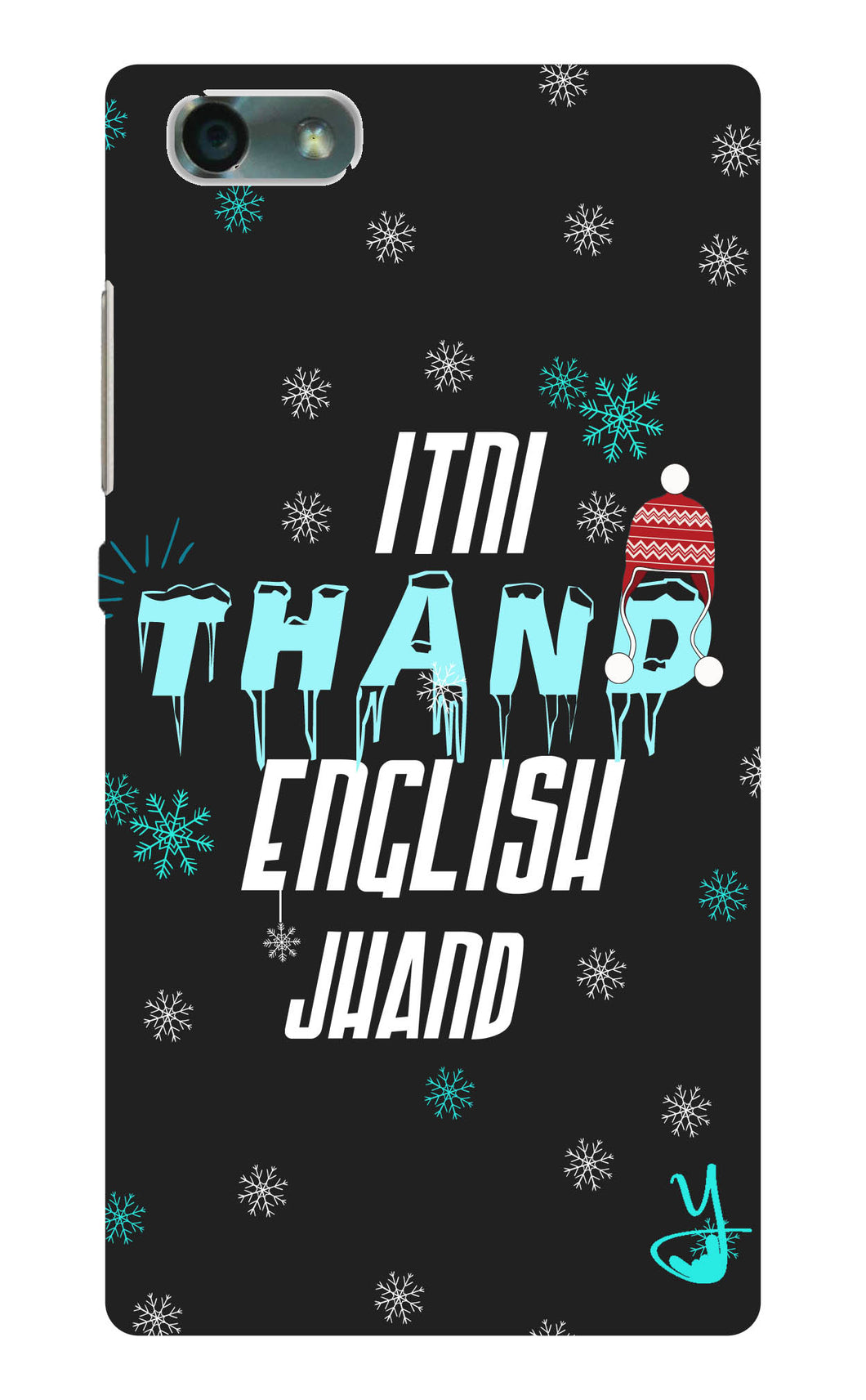 Itni Thand edition for Huawei Honor 4x