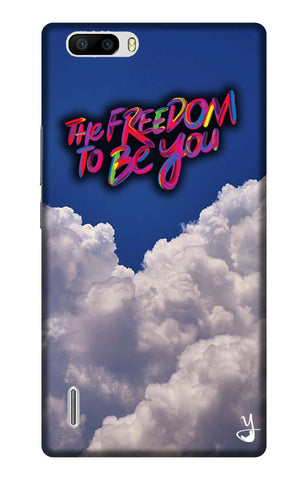 The Freedom To Be You Edition for Huawei Honor 6 Plus
