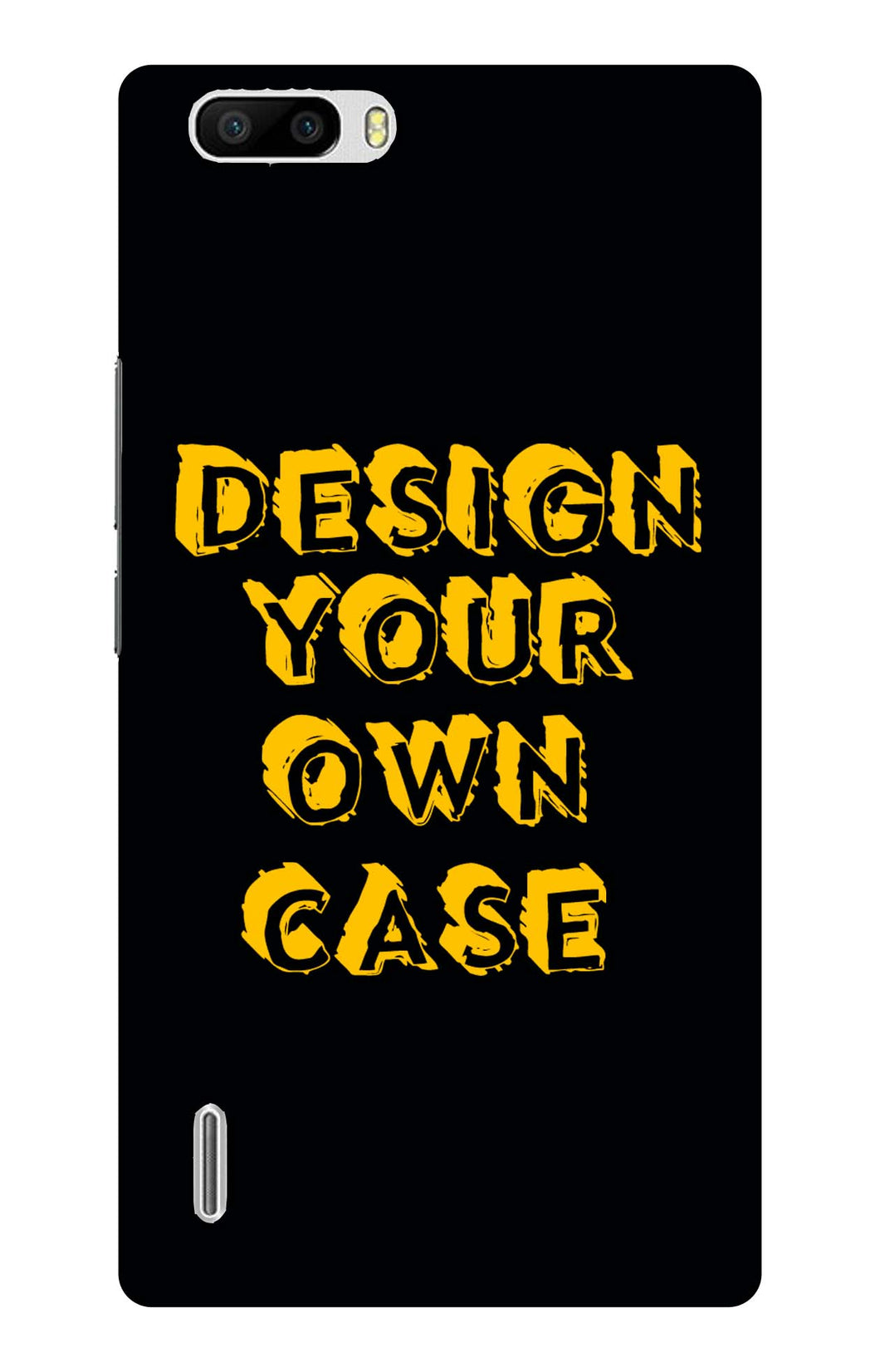 Design Your Own Case for  Huawei Honor 6 Plus