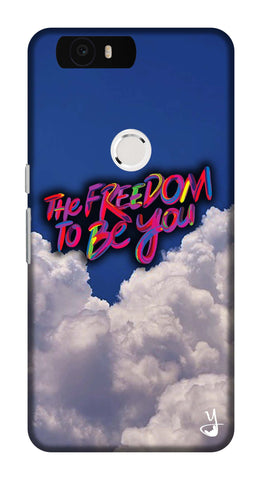 The Freedom To Be You Edition for Nexus 6p