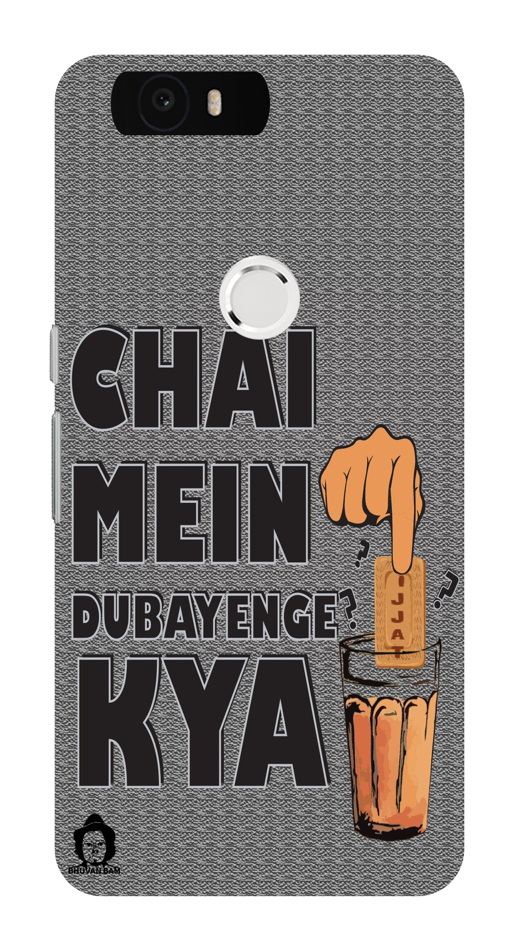 Titu Mama's Chai Edition for Nexus 6P