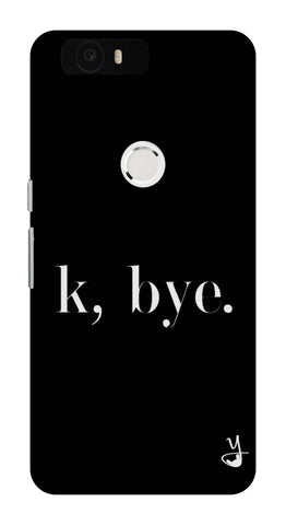 K BYE black for Huawei Nexus 6p