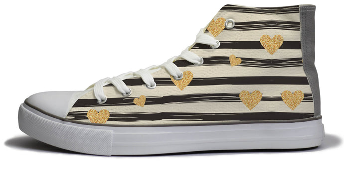 Heart of Gold Edition Shoes