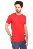Round Neck Red - T Shirt