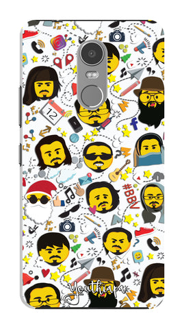 The Doodle Edition for Lenovo K6 Note