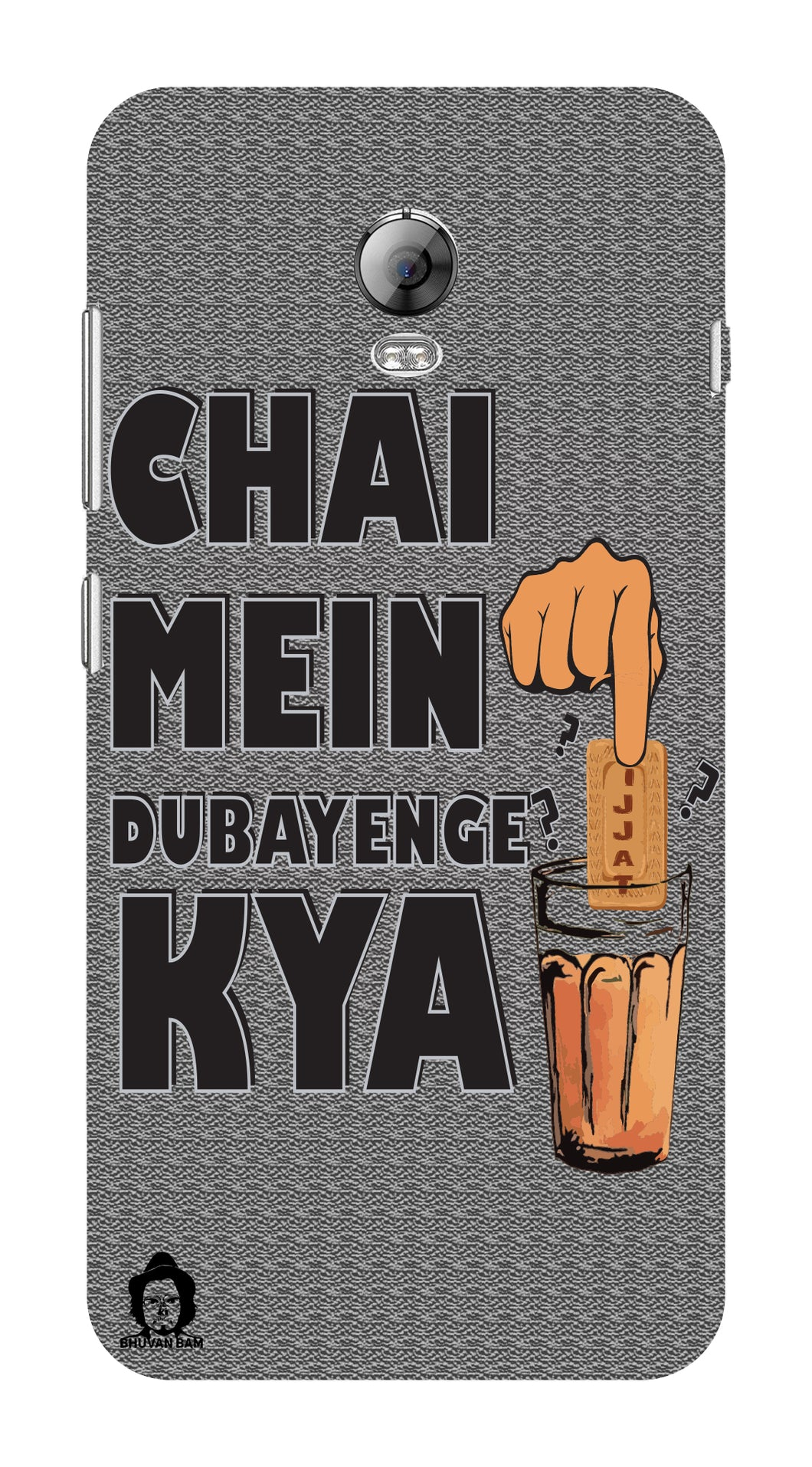 Titu Mama's Chai Edition for Lenovo Vibe P1