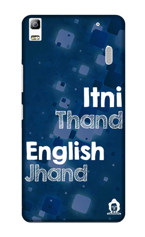 English Vinglish Edition for Lenovo K3 Note