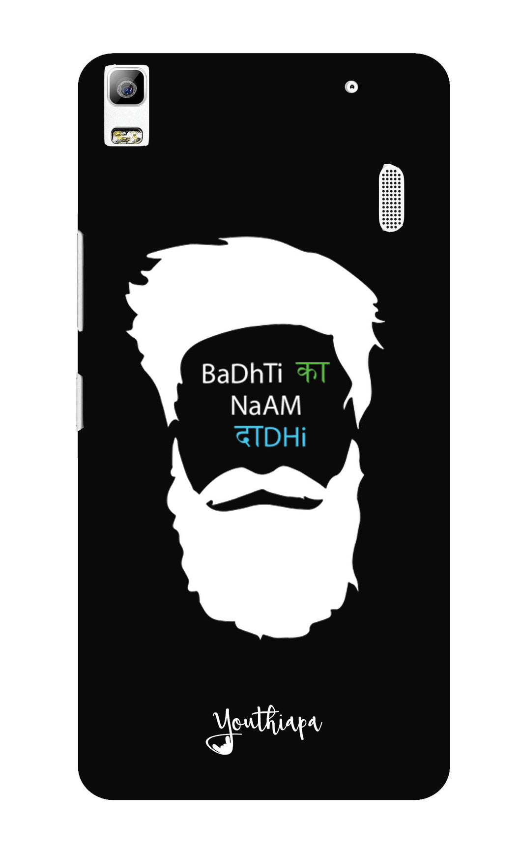 The Beard Edition for LENOVO K3 NOTE