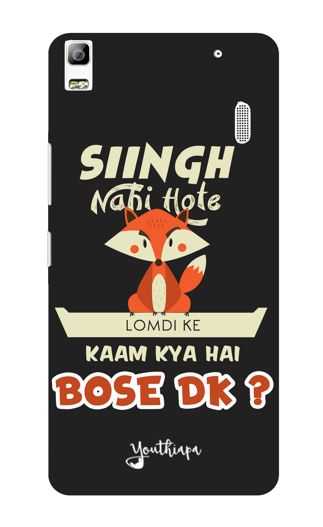 Singh Nahi Hote for Lenovo K3 Note
