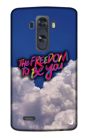 The Freedom To Be You Edition for LG G4