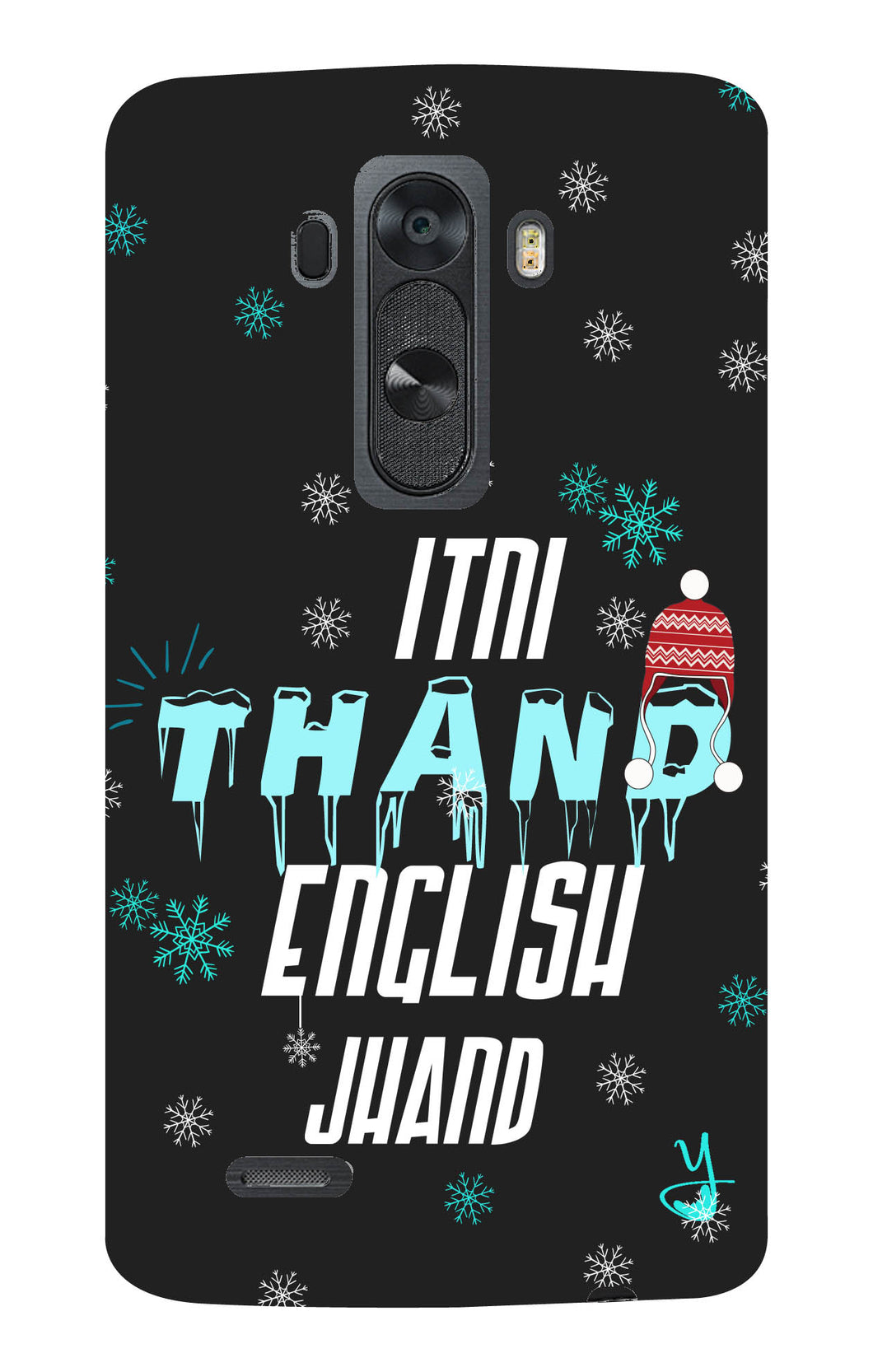 Itni Thand edition for lg g4