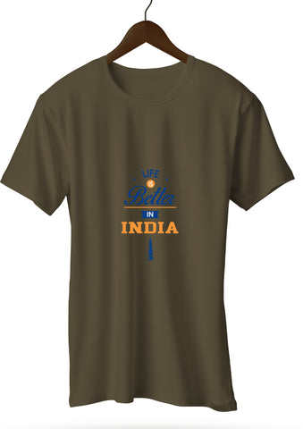 Life Is Better In India_Olive