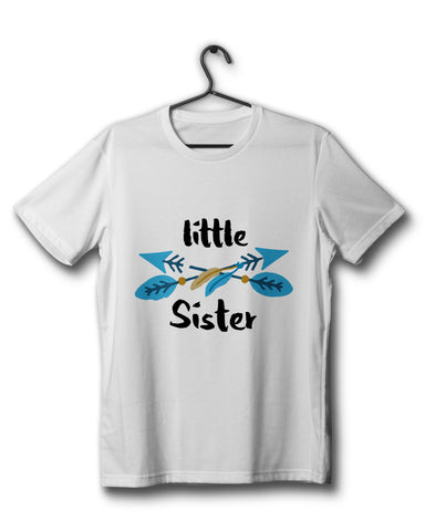 Little Sister - White