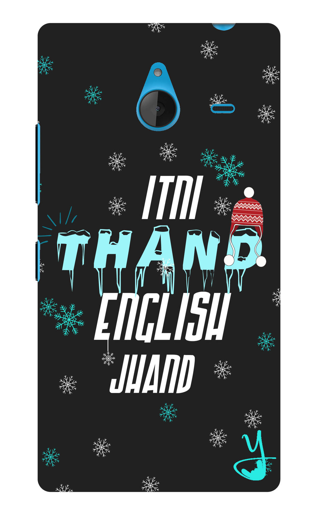 Itni Thand edition for Microsoft Lumia 640xl