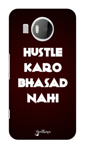 The Hustle Edition for Microsoft Lumia 950 XL