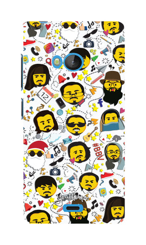 The Doodle Edition for Microsoft Lumia 540
