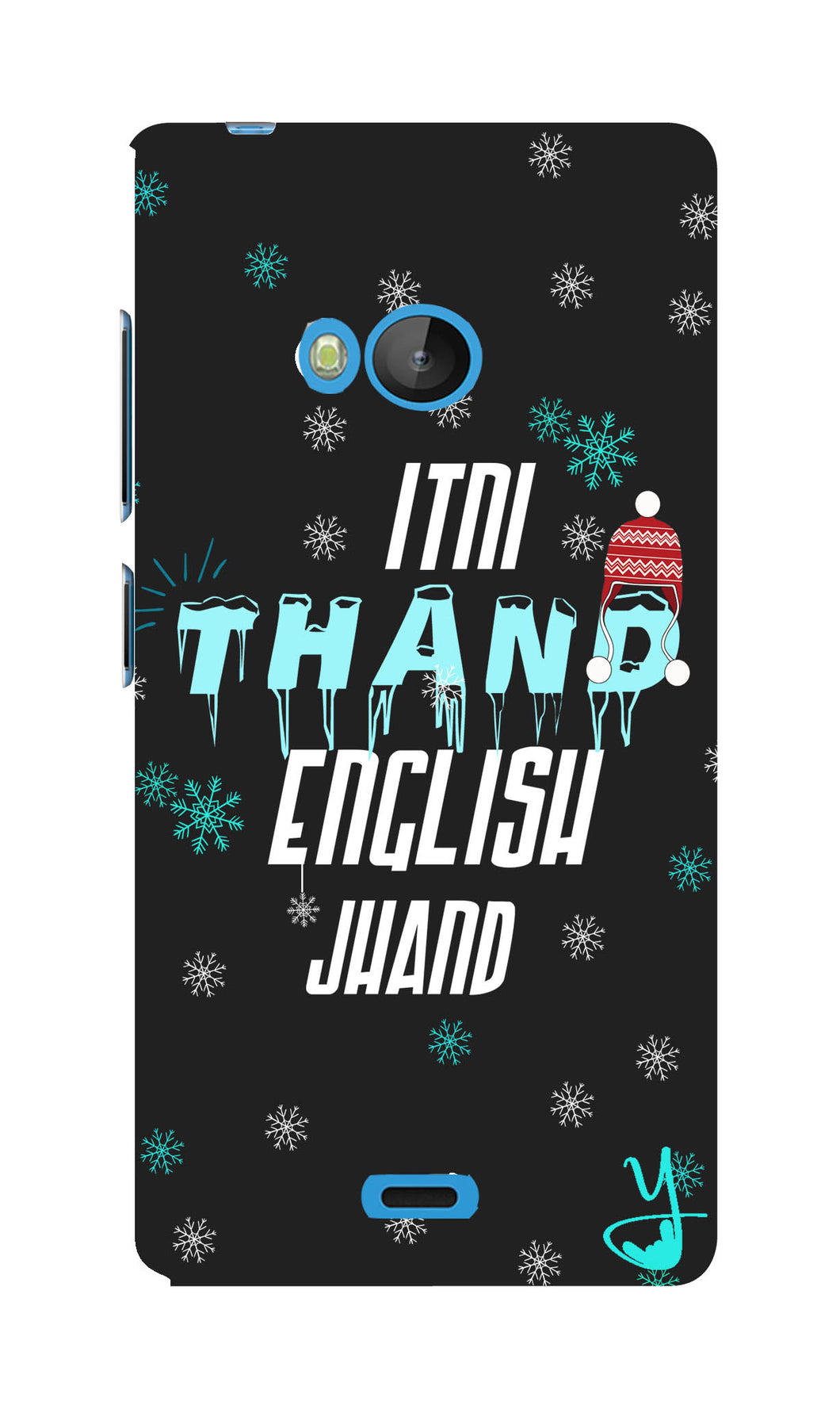 Itni Thand edition for Microsoft Lumia 540