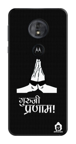 Guru-ji Pranam Edition for Motorola Moto G6 Play