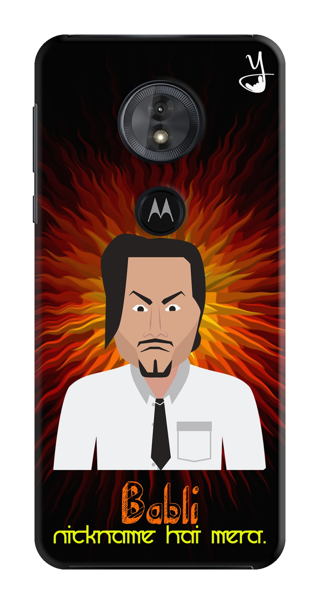 Angry Master Ji Edition for Motorola Moto G6 Play
