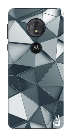 Silver Crystal Edition for Motorola Moto G6 Play