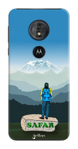 Safar Edition for Motorola Moto G6 Play