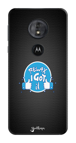 Relax Edition for Motorola Moto G6 Play