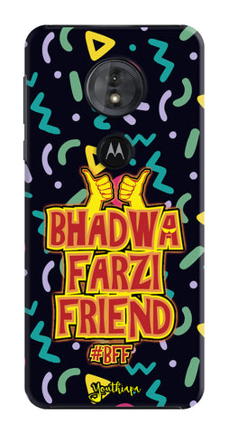 BFF Edition for Motorola Moto G6 Play