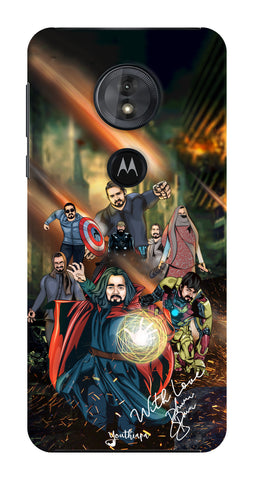 BB Saste Avengers Edition for Motorola Moto G6 Play