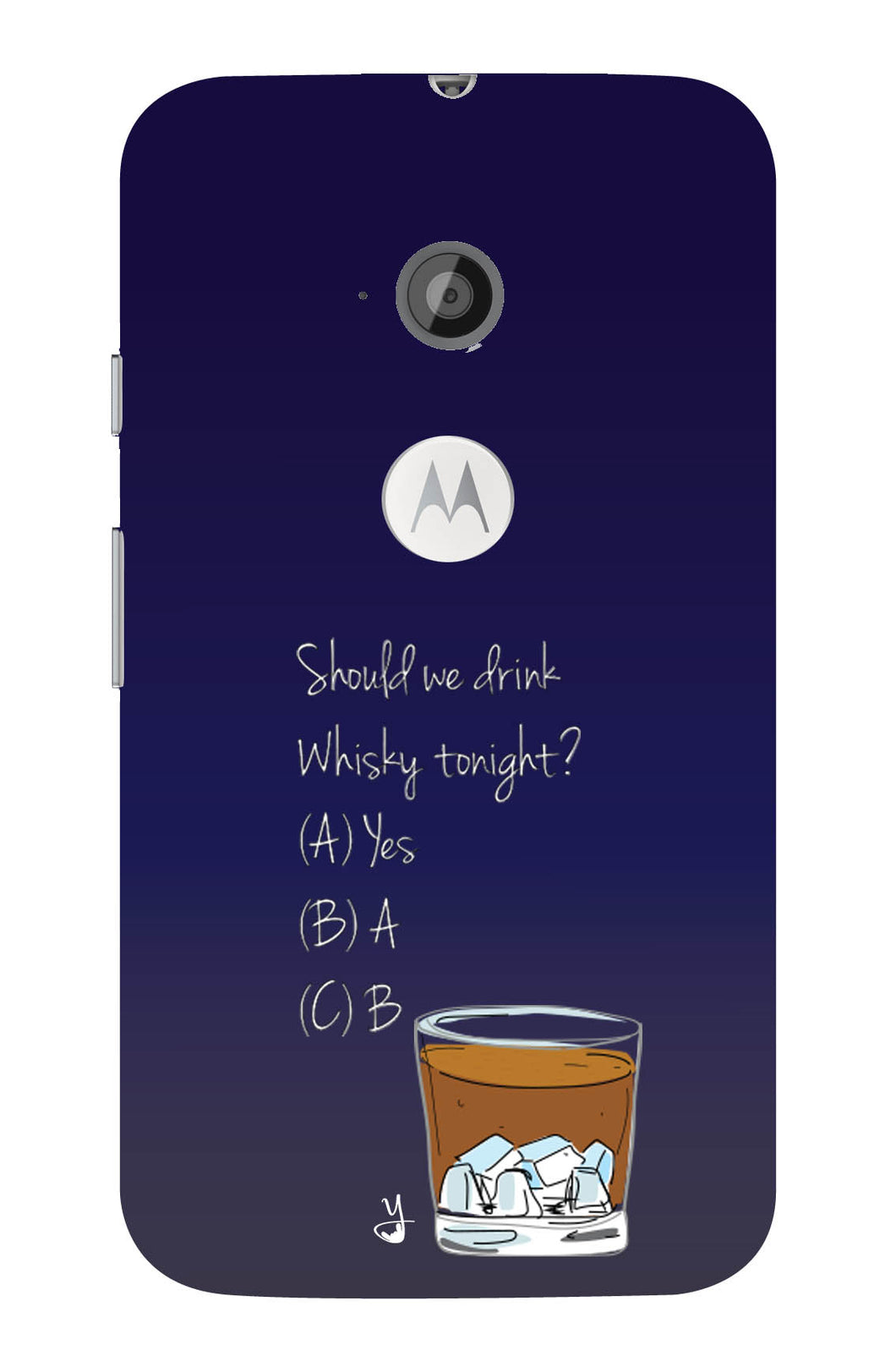 GET DRUNK edition for MOTO E2