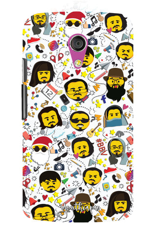 The Doodle Edition for Motorola Moto G2