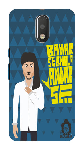 Mr. Hola Edition for Motorola G4/G4 Plus