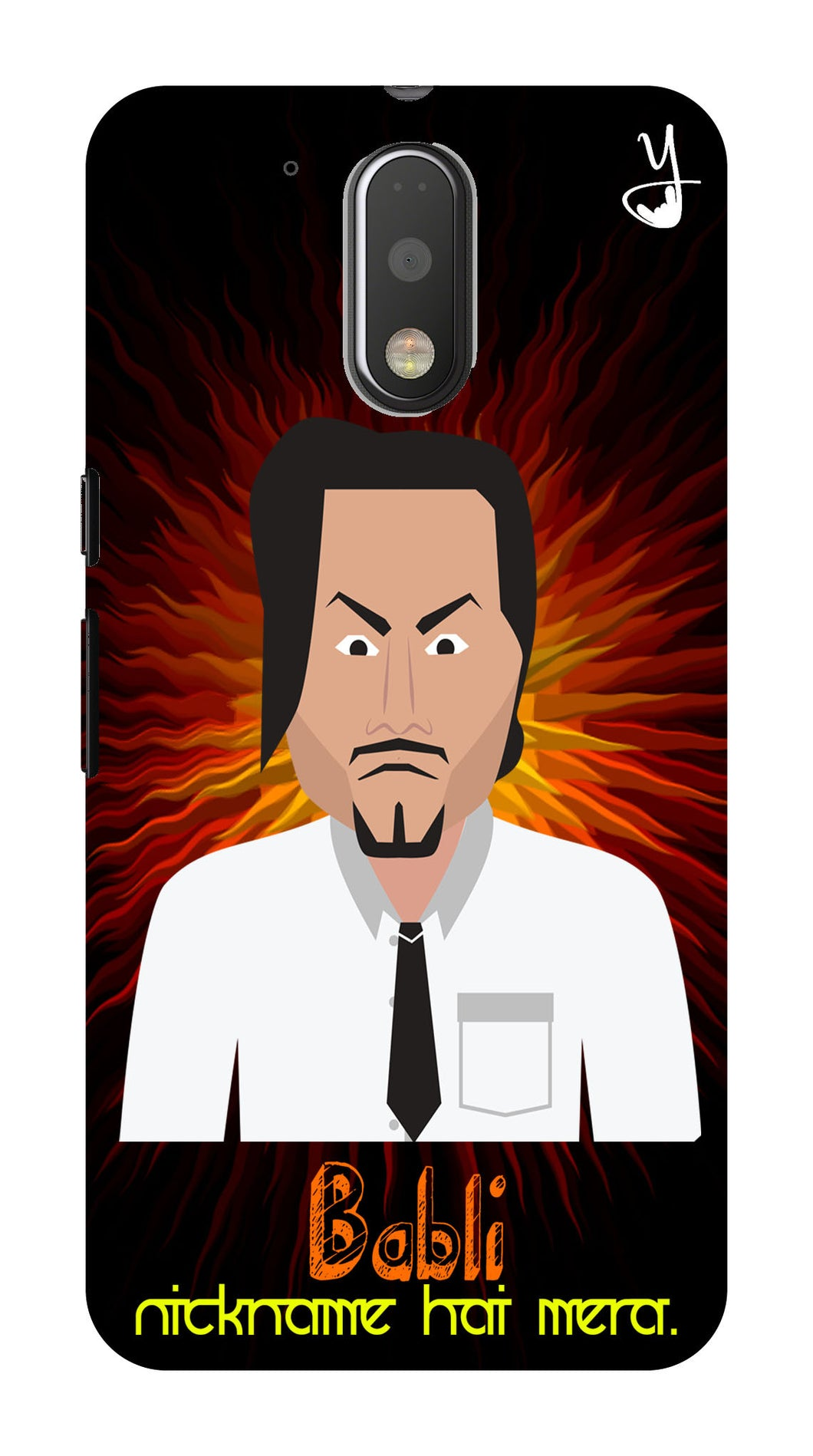 Angry Master Ji Edition for Motorola G4/G4 Plus