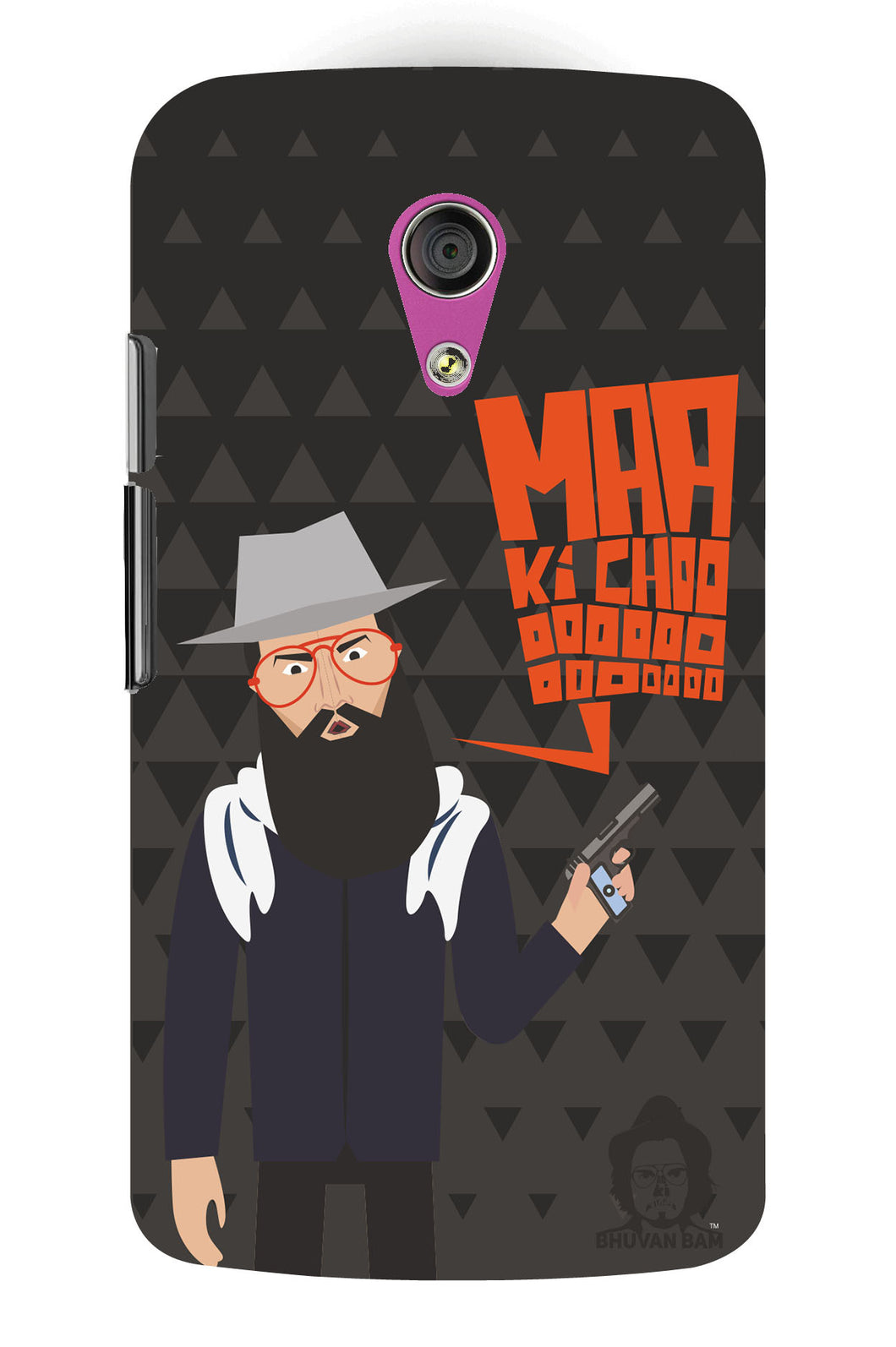 Papa Maaki*** Edition for Moto G2