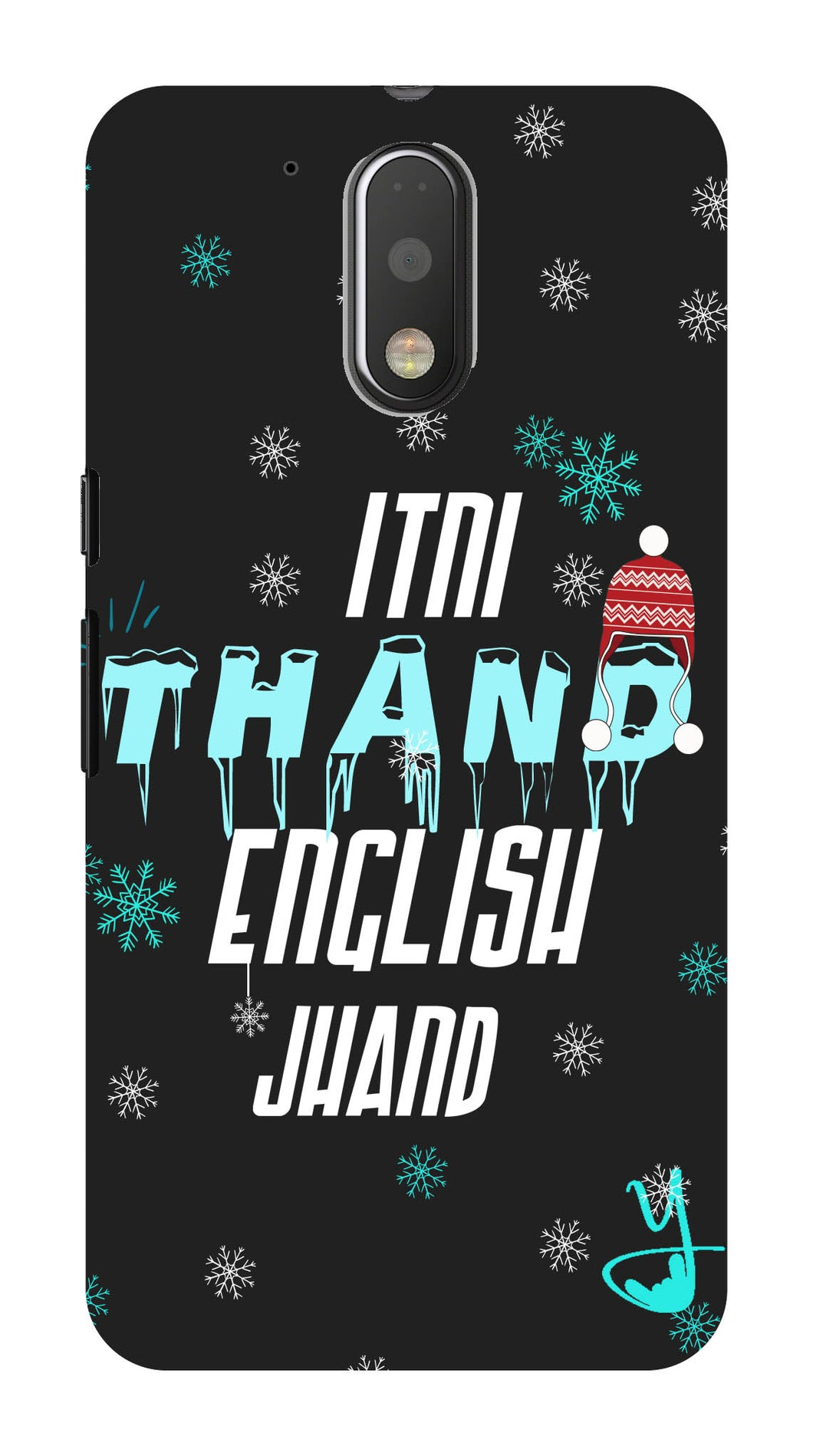 Itni Thand edition for Moto G4/G4 Plus
