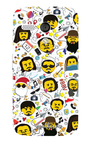The Doodle Edition for Motorola Moto G