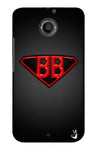 BB Super Hero Edition for Motorola x2