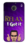 Sameer's Relax Edition for Motorola x2