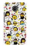 The Doodle Edition for Motorola Moto X2