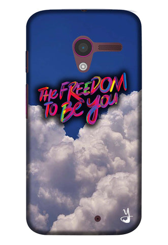 The Freedom To Be You Edition for Motorola X Play